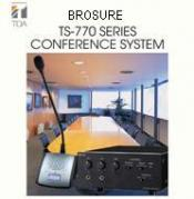 Brosure Conference System TS-770