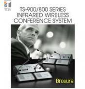 Brosure Conference System TS-800/900