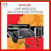 Brosure Mic Wireless